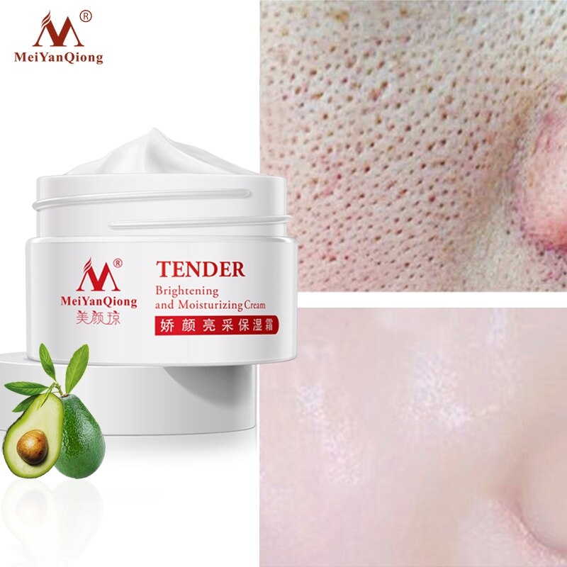 Moisture Cream Shrink Pores Skin Care Face Lift Essence Tender Anti-Aging Whitening Wrinkle Removal Face Cream Hyaluronic Acid