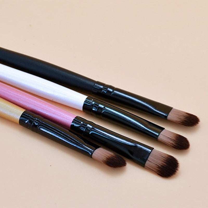 Eye Shadow Powder Makeup Brushes Blending Concealer Makeup Brushes Wool Fiber Lips Brush Foundation Durable Soft Makeup TSLM2