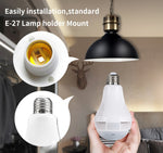 Load image into Gallery viewer, 360 Degree Panorama mini Video Camera Wifi IP Light Bulb Surveillance 960P Cam CCTV Motion Sensor Night Vision DV MICRO Recorder