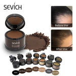 Load image into Gallery viewer, Sevich Hair Fluffy Powder Instantly Black Blonde Root Cover Up Hair Concealer Coverag Paint Repair Fill In Shadow Thinning