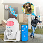 Load image into Gallery viewer, KERUI M120 Smart Home Security Alarm 110db PIR Alert Infrared Anti-theft Motion Detector Garage Monitor Wireless Alarm System