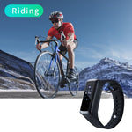 Load image into Gallery viewer, 1080P Mini Camera Smart Band Camcorder Pedometer Smart Wristband Secret Camera Voice Video Recording Bracelet Watch cam
