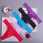 Load image into Gallery viewer, Hot Silk Sexy Women Thongs g string Seamless Panties Female Underwear Tanga Panties Low-Rise Lingerie Panty Intimates 1pcs ac125