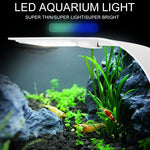 Load image into Gallery viewer, Super Slim LED Aquarium Light Lighting plants Grow Light 5W/10W/15W Aquatic Plant Lighting Waterproof Clip-on Lamp For Fish Tank