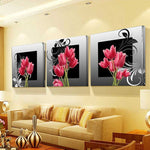 Load image into Gallery viewer, canvas art poster Pictures canvas painting quadro  cuadros decoracion quadros wall pictures for living room Picture No Frame