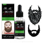 Load image into Gallery viewer, Natural Beard Growth Essential Oil Gentle Nourishing Beard Care Moustache Beard Oil