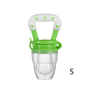 1PC Baby Teether Nipple Fruit Food Mordedor Silicona Bebe Silicone Teethers Safety Feeder Bite Food Teether BPA Free