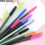 Load image into Gallery viewer, HMQ Disposable Silicone Gel Eyelash Brush Comb Mascara Wands Eye Lashes Extension Tool Professional Beauty Makeup Tool For Women