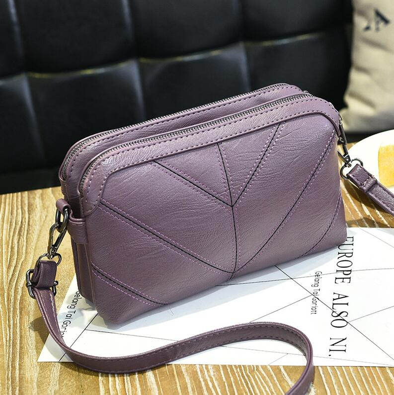 2020 High Quality Women Handbag Luxury Messenger Bag Soft pu Leather Shoulder Bag Fashion Ladies Crossbody Bags Female Bolsas