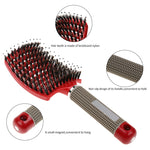 Load image into Gallery viewer, Detangle Hairbrush Women Wet Comb Hair Brush Professional Hair Brush Massage Comb Brush for Hair Hairdresser Hairdressing Tools