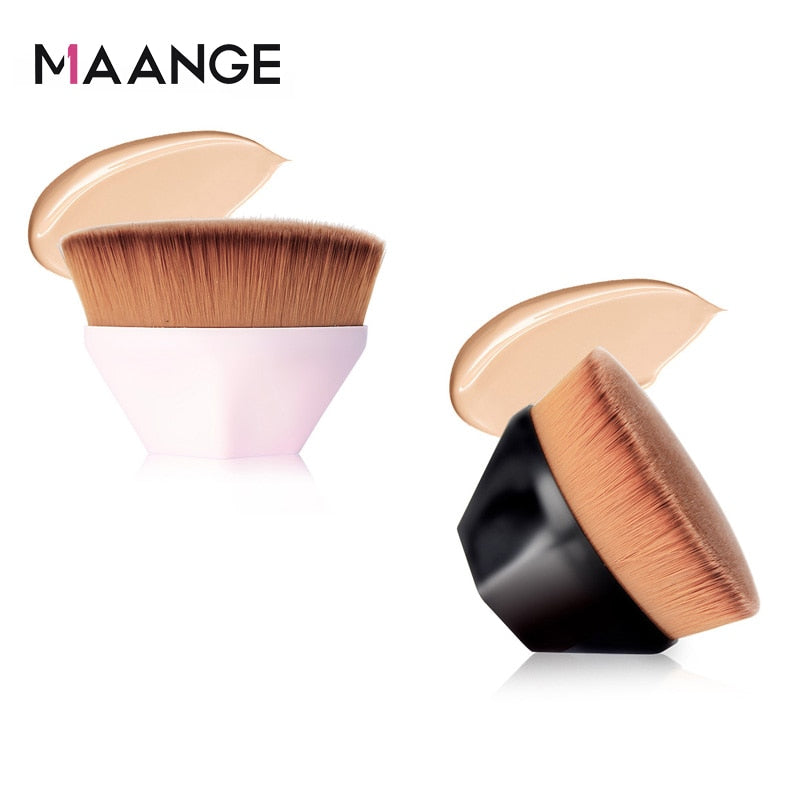 1Pcs New Arrival Foundation Brush BB Cream Makeup Brushes Loose Powder Brush Flat Kit Pincel Maquiagem Make up Brushes