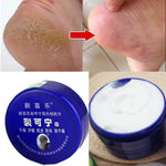 Load image into Gallery viewer, Traditional Chinese 33g Oil Anti-Drying Crack Foot Cream Heel Cracked Repair Cream Removal Dead Skin Hand Feet Care