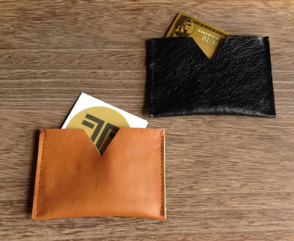 Leather Sleeve Wallet