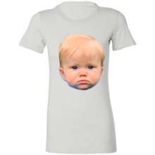 Load image into Gallery viewer, Margot's First Birthday Women's T shirt