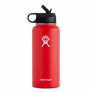 Hydro Flask 32 oz Water Bottle with Customized Design