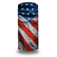 Load image into Gallery viewer, Neck Gaiter- American Flag-100% Polyester