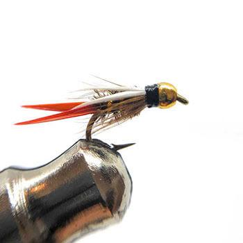 picture of prince nymph fly