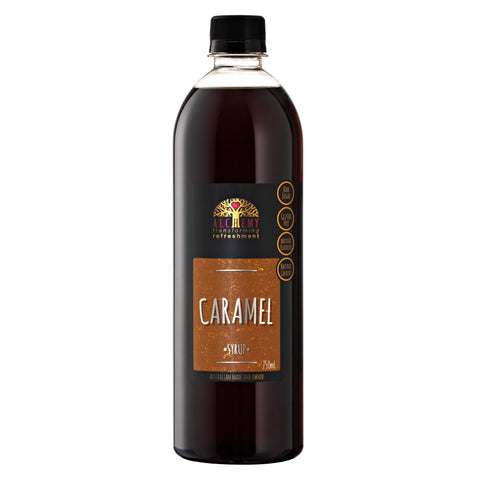 SYRUP - Caramel 750ml