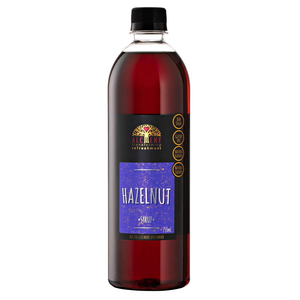 SYRUP - Hazelnut 750ml