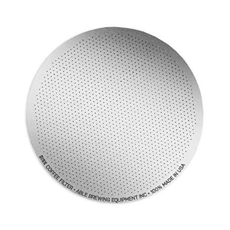 Able Coffee DISK Filter for Aeropress - Stainless Steel