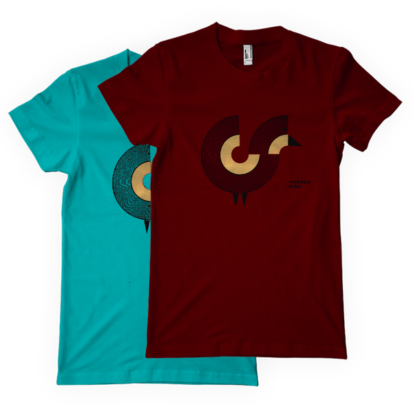Record Bird T-Shirt