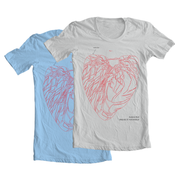 Break It Yourself Heart T-Shirt