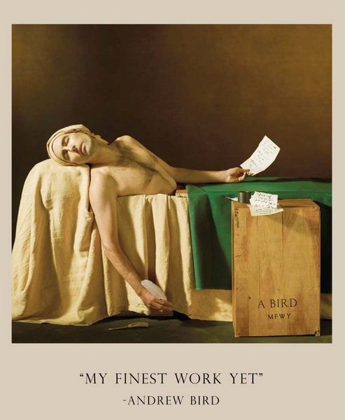 Andrew Bird - My Finest Work Yet Journal + Digital Album