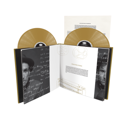 """My Finest Work Yet"" Deluxe Hardcover LP Book"