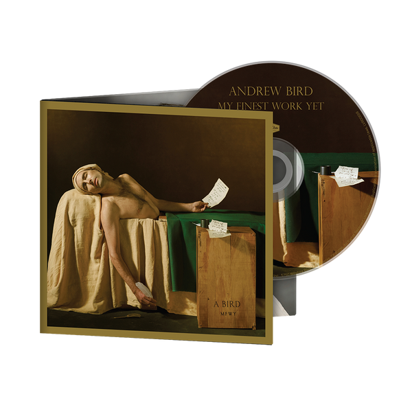 """My Finest Work Yet"" CD"