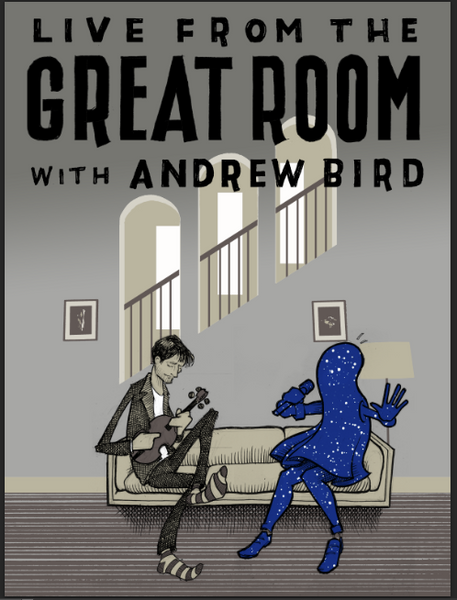 Live From The Great Room Poster