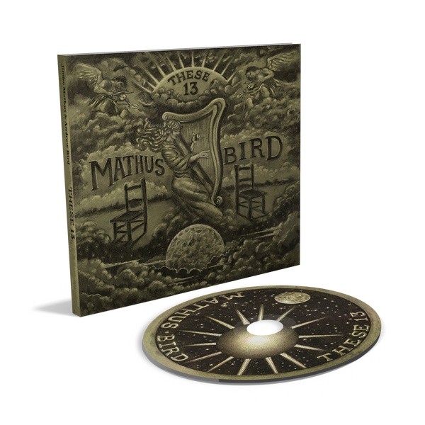 "Jimbo Mathus & Andrew Bird - ""These 13"" CD"