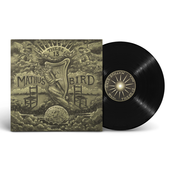 "Jimbo Mathus & Andrew Bird - ""These 13"" LP"