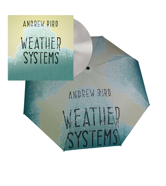 Weather Systems Bundle (CD + Umbrella )