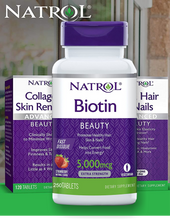 Load image into Gallery viewer, Natrol Biotin 5000mg