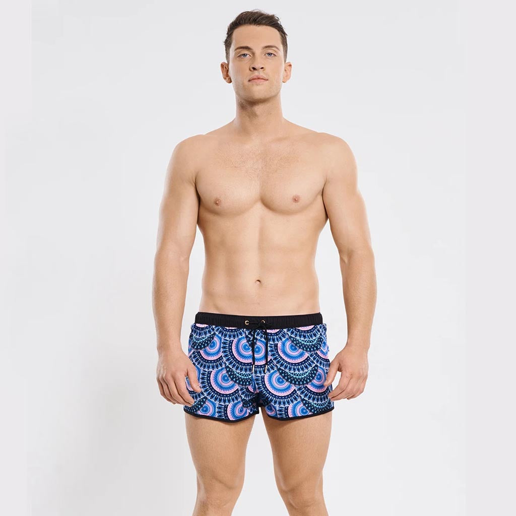 EUPHORIA RUNNING SHORTS