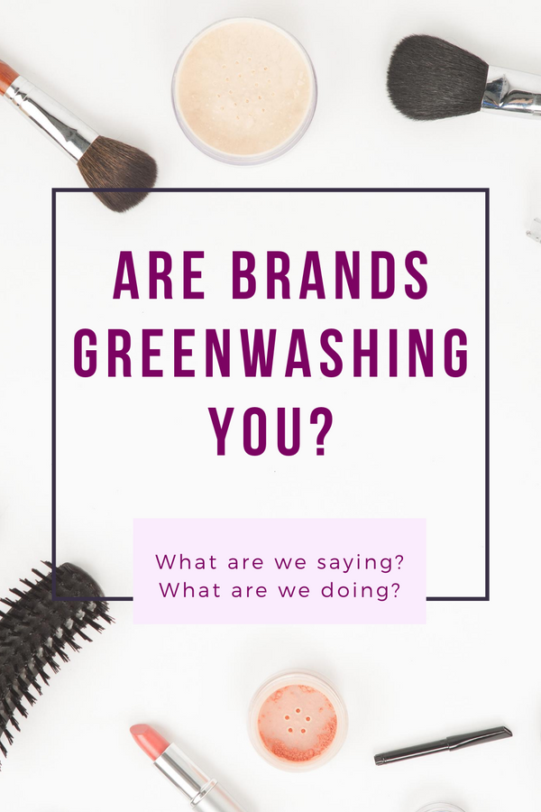 Are Brands Greenwashing You