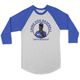 Fred McGriff Crime Dog Baseball Tee - Brixtee