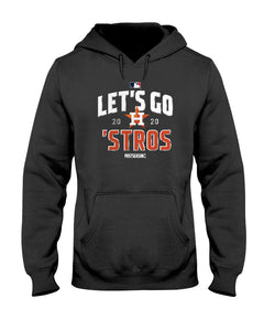 Let's Go Astros 2020 T-Shirt, Houston Astros 2020 Division Series Winner T-Shirt - Brixtee