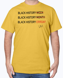 Black History ERRDAY Shirt Chris Paul - Brixtee