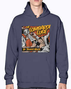 The Lombardi Luge By Travis Kelce Shirt - Brixtee