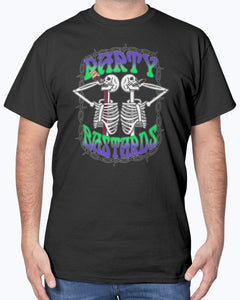 Party Bastards T-Shirt - Brixtee