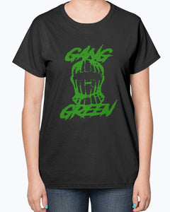 Gang Green Mask Shirt - Philadelphia Eagles - Brixtee