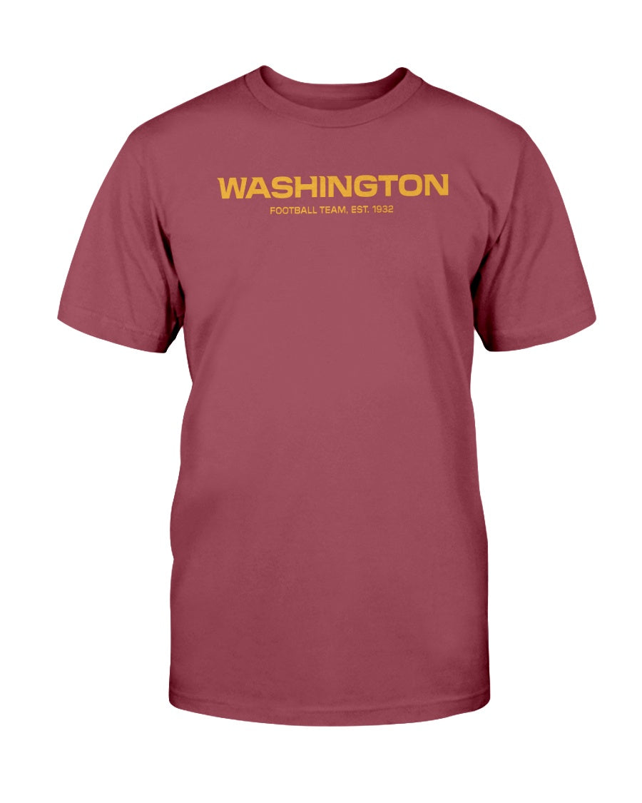 Washington Football Team T-Shirt - Brixtee
