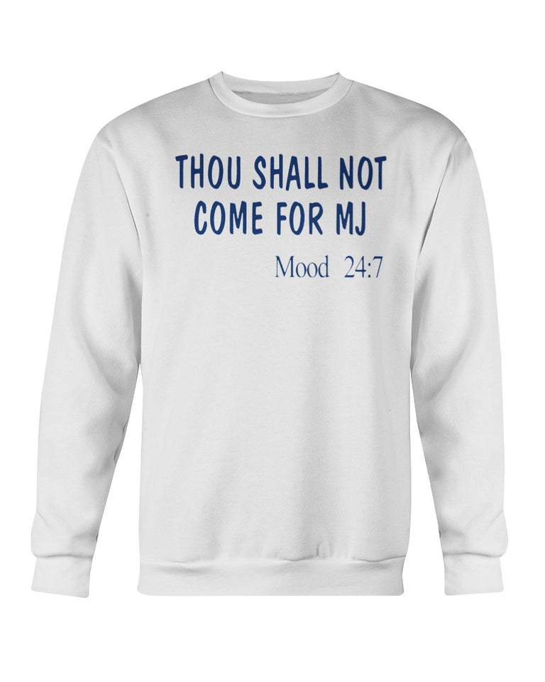 Thou shall not come for MJ T-Shirt - Brixtee