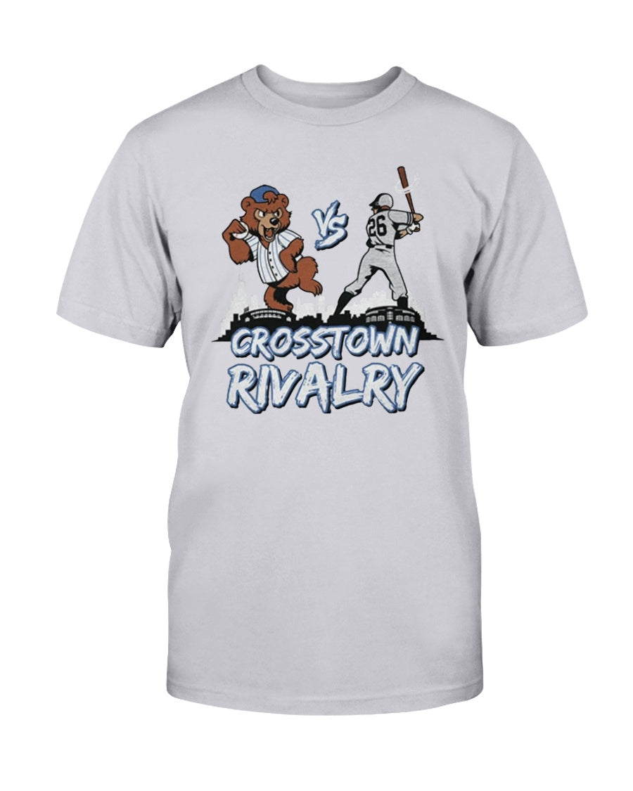 Crosstown Rivalry T-Shirt - Brixtee