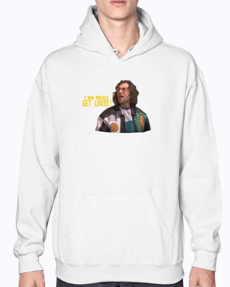 C'Mon Benjals Get Loose Shirt, Kyle Mooney - Brixtee