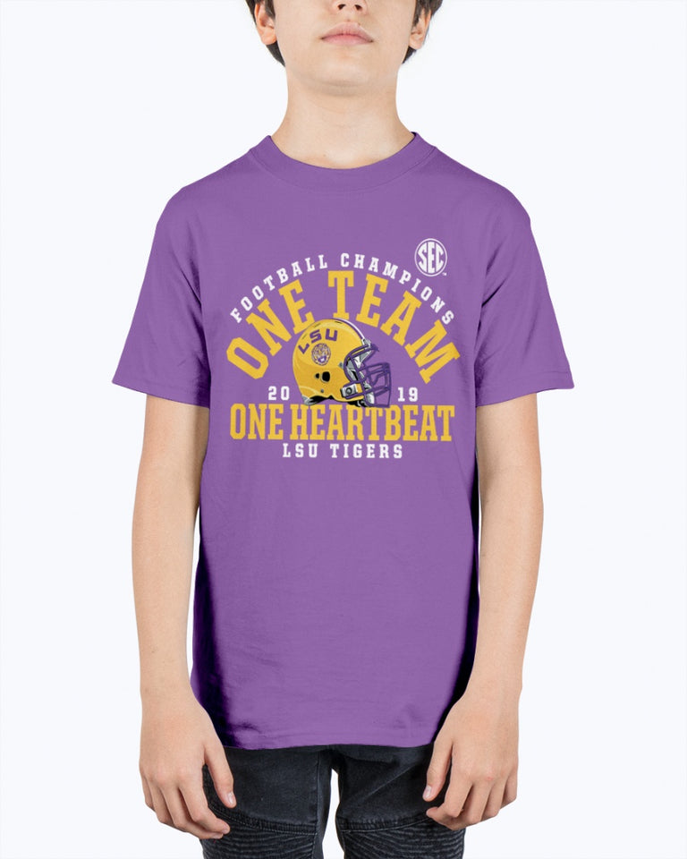 LSU Tigers SEC Football Champions Shirt - Brixtee