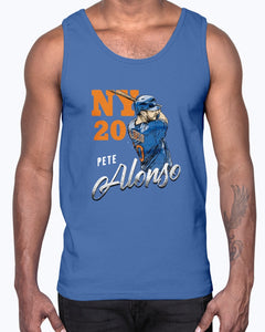 Pete Alonso Team 2020 Shirt New York Mets - Brixtee
