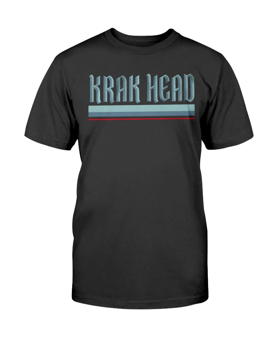 Krak Head T-Shirt - Seattle Kraken - Brixtee