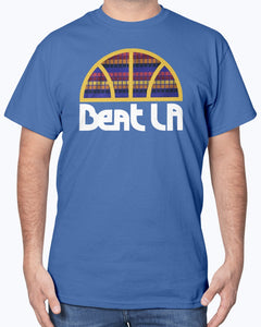 Beat LA T-Shirt, Denver Nuggets - Brixtee